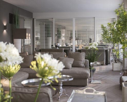 progettare un soggiorno